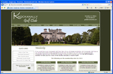 Knockanally Golf Club Website
